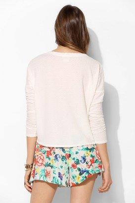 MinkPink Flower Crush Short
