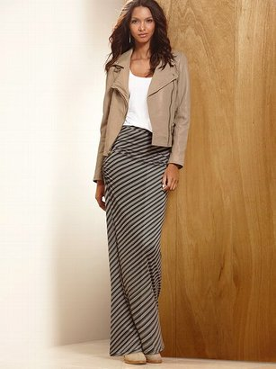 Victoria's Secret Ruched Maxi Skirt