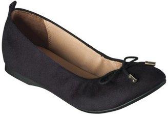 Merona Women's Maddison Flat - Black