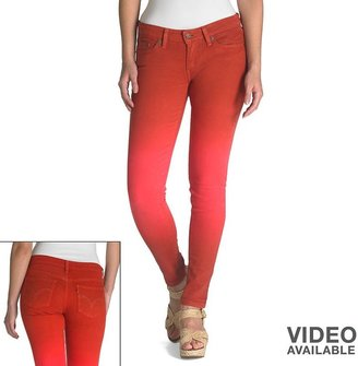 Levi's 535 dip-dyed denim leggings - juniors