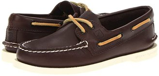 Sperry Authentic Original (Classic Brown) Men's Lace up casual Shoes