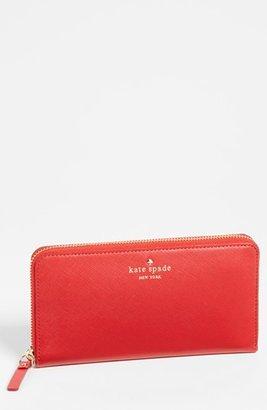 Kate Spade 'mikas Pond - Lacey' Zip Around Wallet