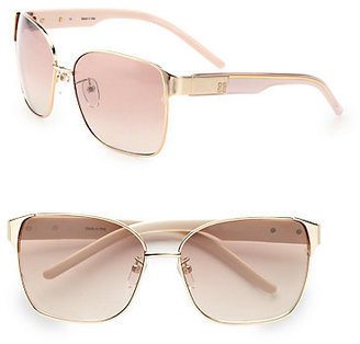 Givenchy Modified Square Sunglasses