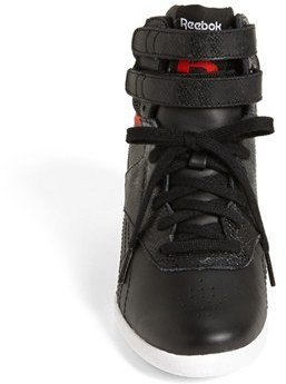 Reebok 'Freestyle Hi Wedge A. Keys' Sneaker (Women)
