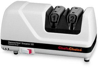 Bed Bath & Beyond Chef's Choice® Diamond Hone® Professional White Electric Knife Sharpener