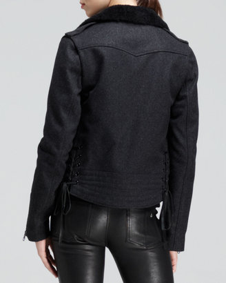Rag and Bone Rag & Bone Bowery Convertible Vest/Jacket