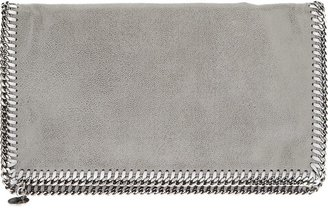 Stella McCartney 'Falabella' envelope clutch