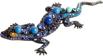 Lanvin Maria Felix Salamander Brooch