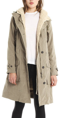 Nicholas K Mercer Coat