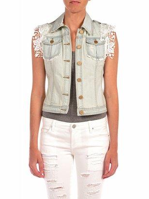 Blank NYC Lace Vest