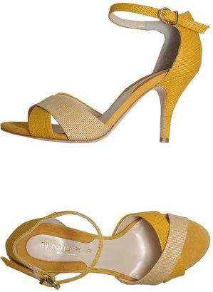 Anura High-heeled sandals