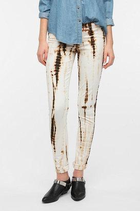Urban Outfitters SOLD Design Lab Spring Street Tie-Dye Skinny Jean
