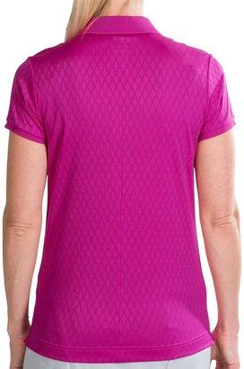 adidas Puremotion Polo Shirt - CoolMax®, Short Sleeve (For Women)