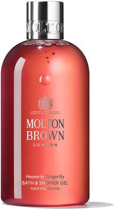 Molton Brown Gingerlily Bath and Shower Gel, 10 oz./ 300 mL