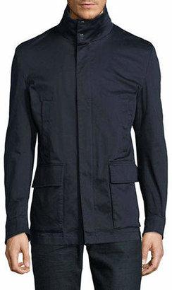 Strellson Anderson Mock Neck Jacket