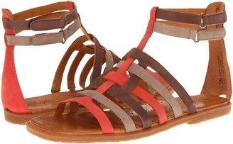 Naya Zamira (Cap/Ox/TGr) - Footwear