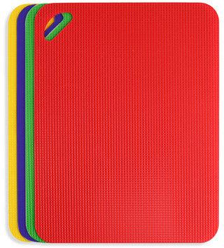 Dexas Heavy Duty Grippmat® Cutting Boards - Set of 4