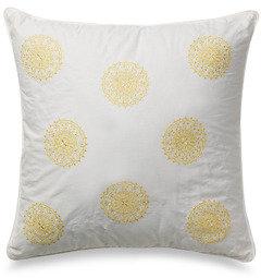 """Dena Basic 16"""" Square Toss Pillow"""