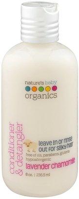 Nature's Baby Organics Conditioner & Detangler - Lavender/Chamomile - 8 oz