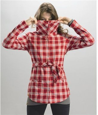 Lole @Model.CurrentBrand.Name Cecilia Shirt - Flannel, UPF 50+, Long Sleeve (For Women)