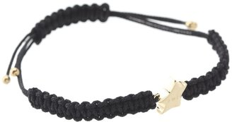 Marc by Marc Jacobs Multi Woven Star Friendship (Black) - Jewelry