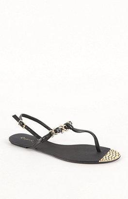 Qupid Lenox T-Strap Sandals
