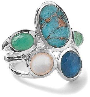 Ippolita 'Wonderland' Cluster Statement Ring