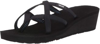 Teva Women's W Mush Mandalyn Wedge Ola 2 Flip-Flop