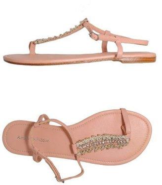 Ambre Babzoe Flip flops