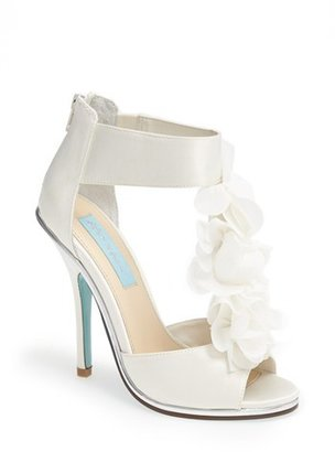 Betsey Johnson Blue by 'Bloom' Sandal
