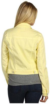 Hudson Signature Jean Jacket in Banana