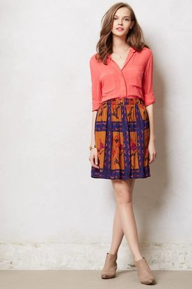Anthropologie Persicum Skirt