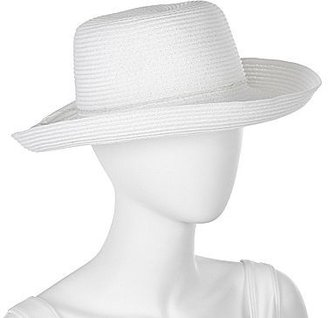 JCPenney Paper Straw Kettle Hat