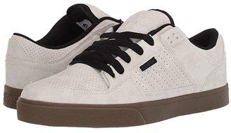 Osiris Protocol (Charcoal/Black/White) Men's Skate Shoes