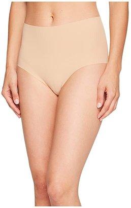 Commando Solid High-Rise Panty HRP01 (Black) Women's Underwear