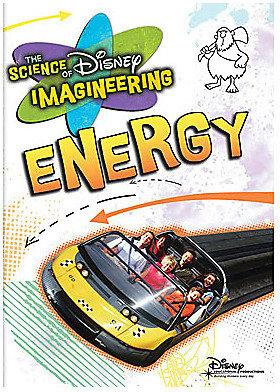 Disney The Science of Imagineering: Energy DVD