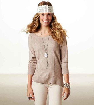 American Eagle AE Ribbed Crew Sweater