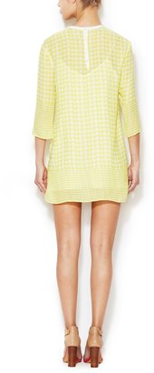 Dolce Vita Devry Campbell Herringbone Dress