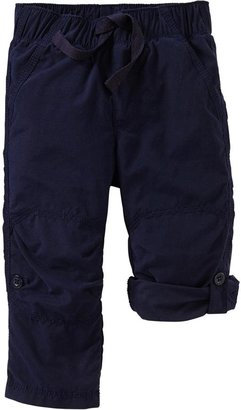 Old Navy Poplin Roll-Up Pants for Baby