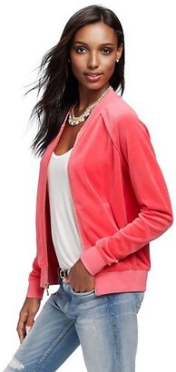 Juicy Couture Relaxed Bomber Jacket