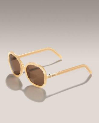 Chloé Children's Square Sunglasses