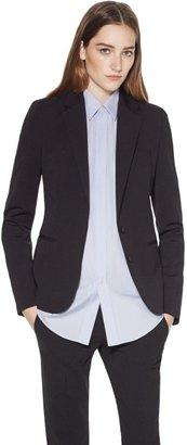 Theory Minimal Jacket in Techno Jersey
