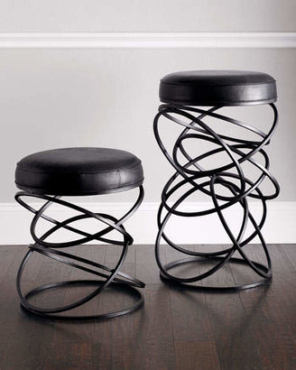 Global Views Dancing Circles Stool