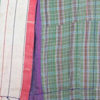 Found by Fab Vintage Kantha Quilt