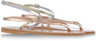 K Jacques St Tropez Sandals