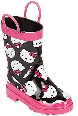 Hello Kitty Gina Toddler Girls Rain Boots