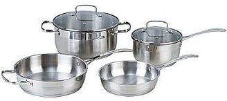 JCPenney Kevin Dundon® 6-pc. Stainless Steel Cookware Set