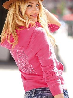 Victoria's Secret Supermodel Essentials The Fleece Hoodie