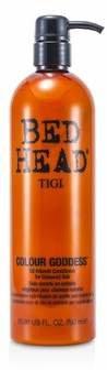 Tigi Bed Head Colour Goddess Oil Infused Conditioner - For Coloured Hair (Pump) 750ml/25.36oz