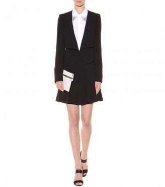 Diane von Furstenberg Ciara crepe blazer